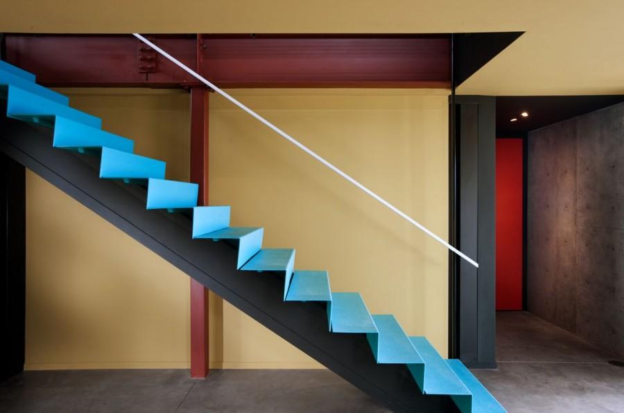 modern house city concrete cool idea (2)