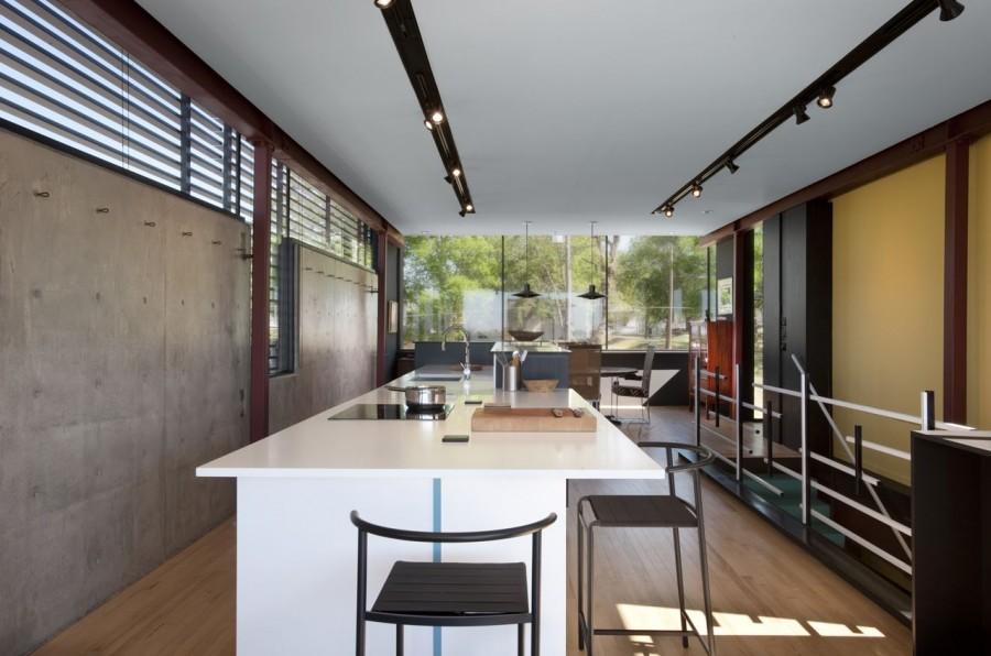 modern house city concrete cool idea (4)