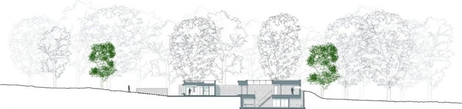 modern house in beautiful garden (3)
