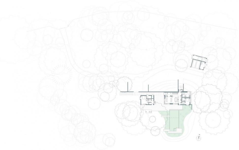 modern house in beautiful garden (7)