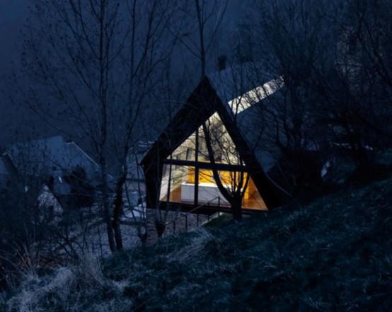 modern house lighting hill (2)