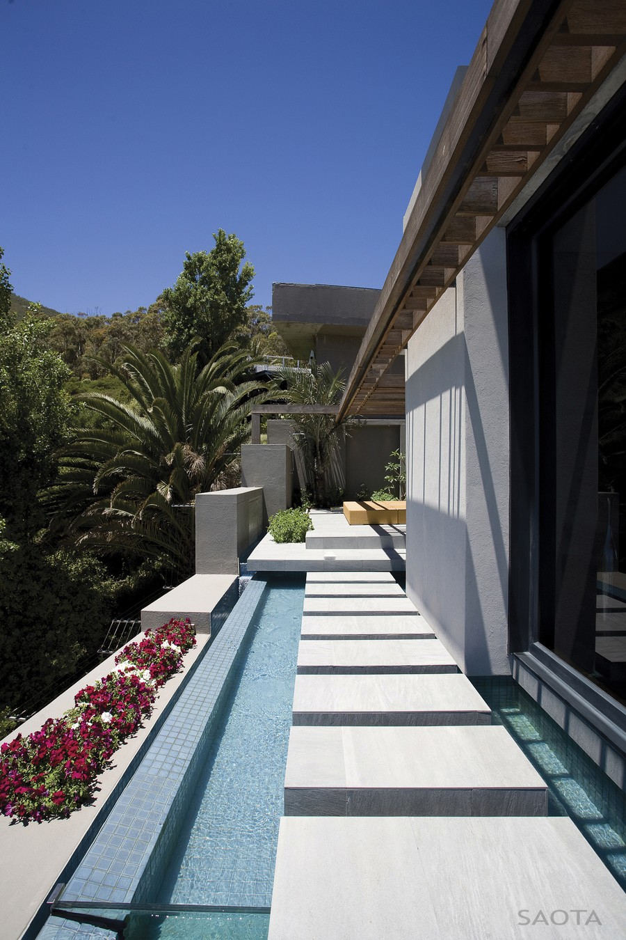 modern house tropical south africa (1)