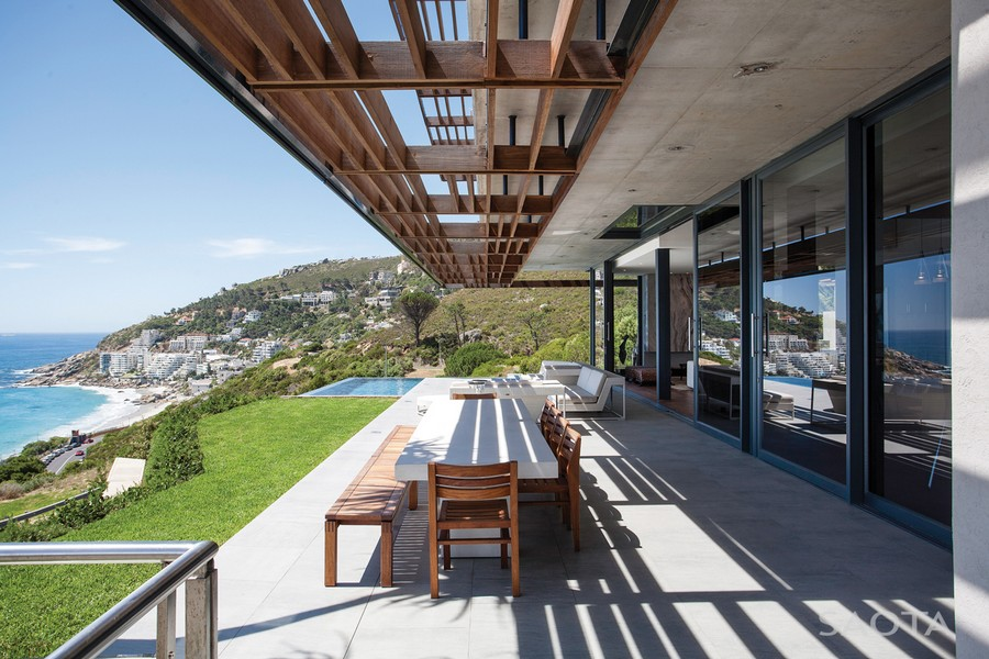 modern house tropical south africa (6)