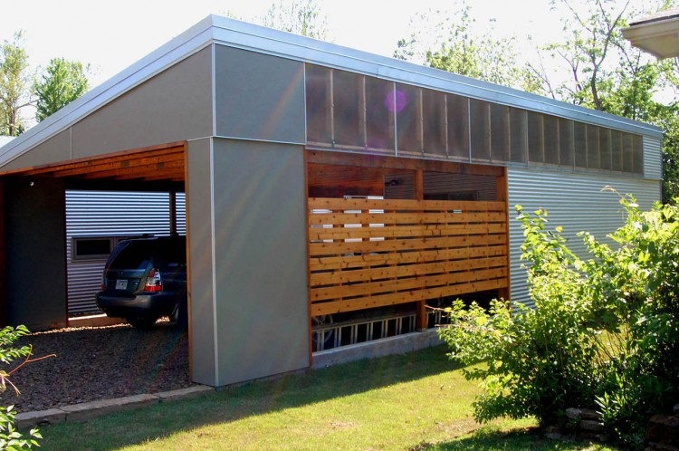 modern house with garage for family naibann (15)