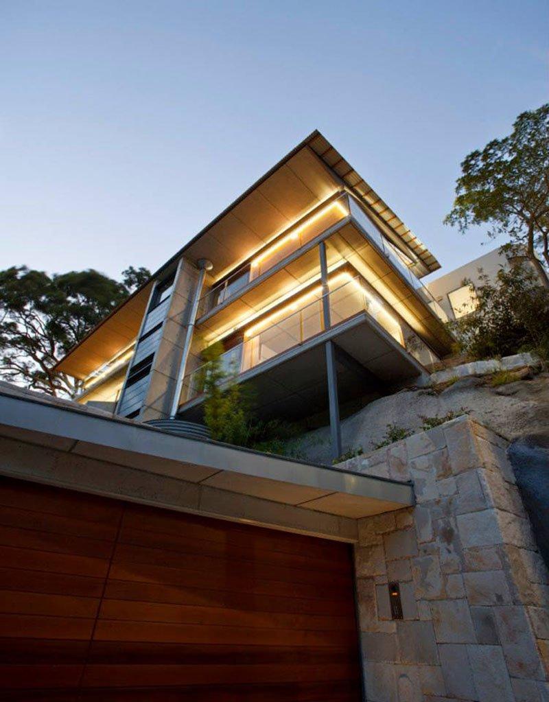 modern house wood concrete glass serene (11)