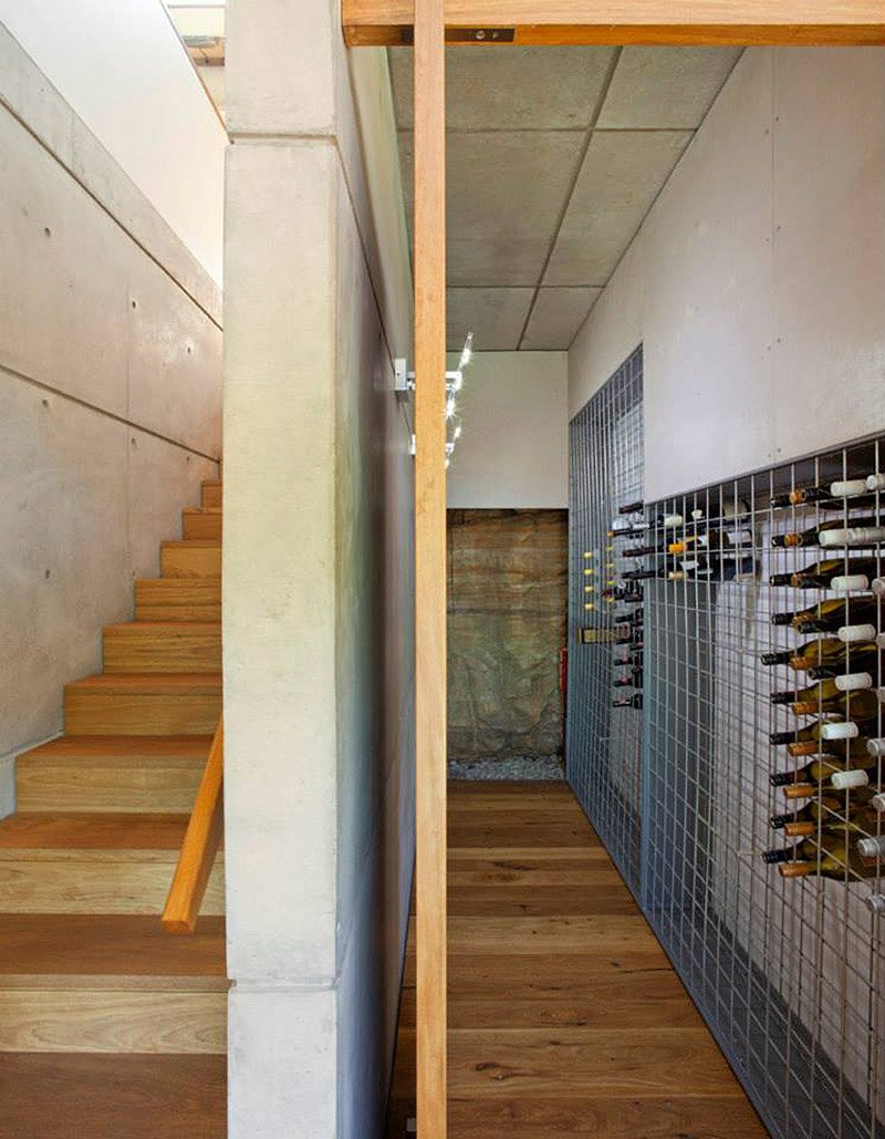 modern house wood concrete glass serene (14)
