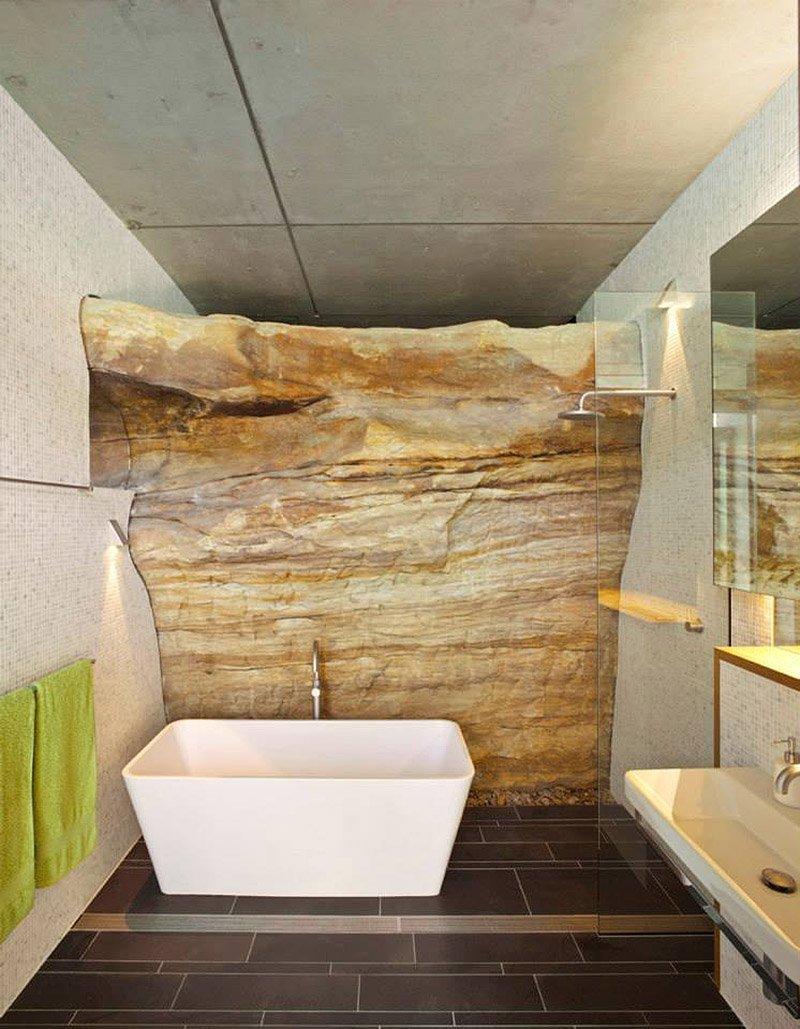 modern house wood concrete glass serene (17)