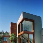 แบบบ้านแนวโมเดิร์นทันสมัย ออกแบบตกแต่งได้อย่างดี ดูสวยงามโล่งตา