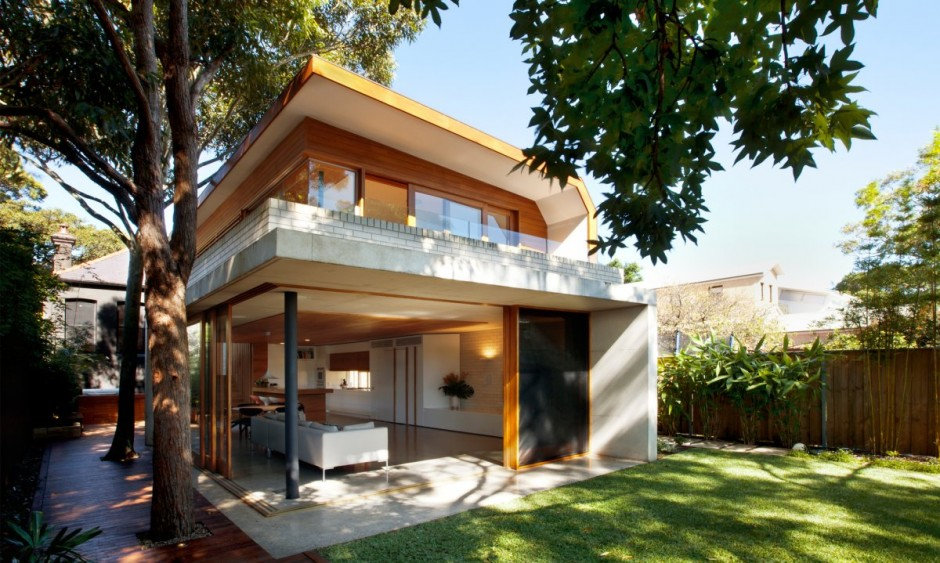 modern living home with nature green (11)