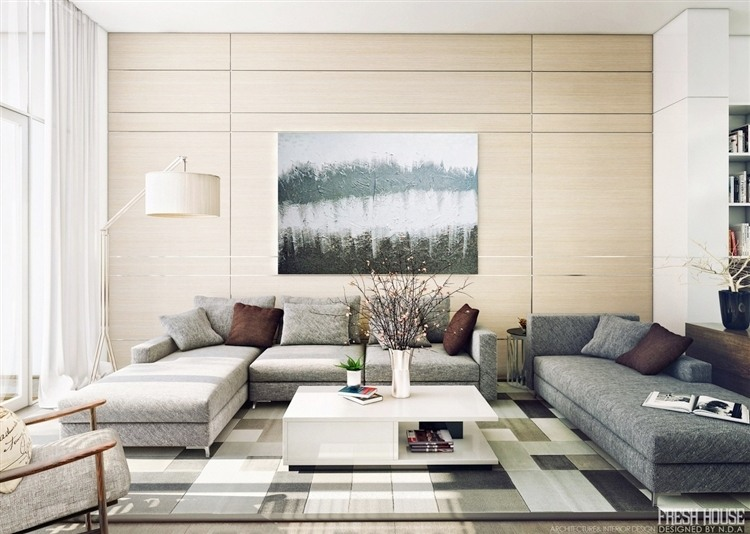 modern living room decoration ideas (6)