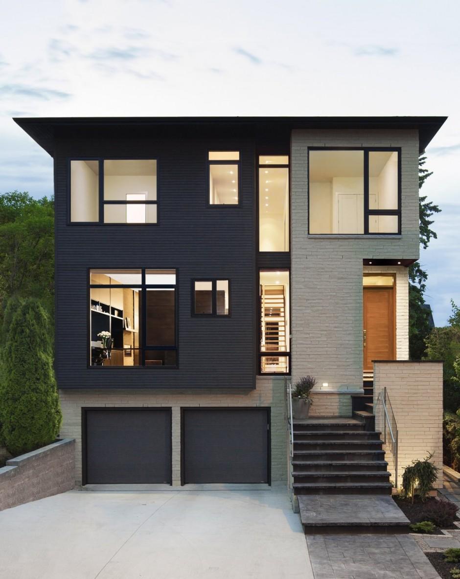modern monotone house design (1)