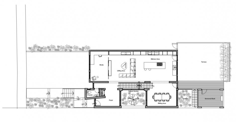 modern monotone house design (13)