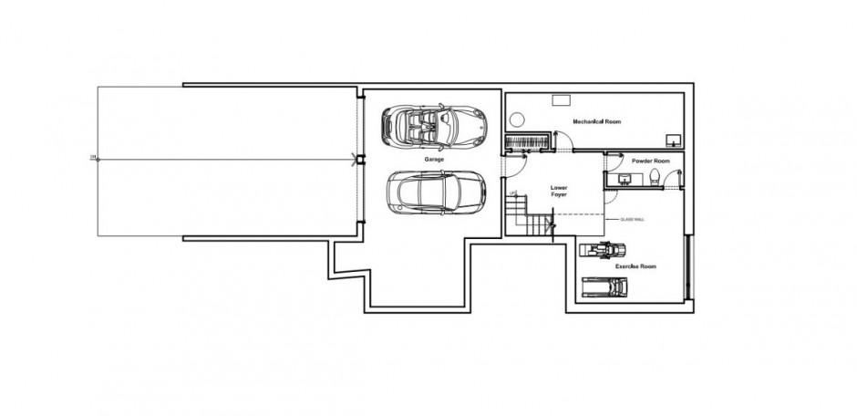 modern monotone house design (2)