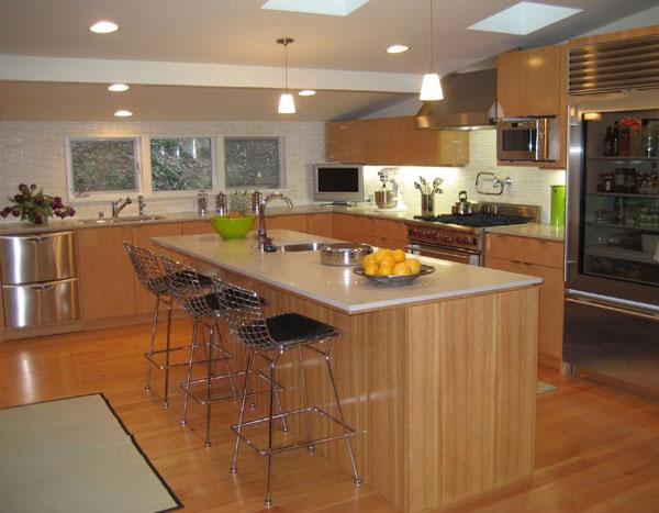 modern wood house natural (2)