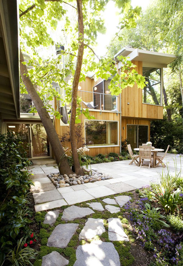 modern wood house natural (6)