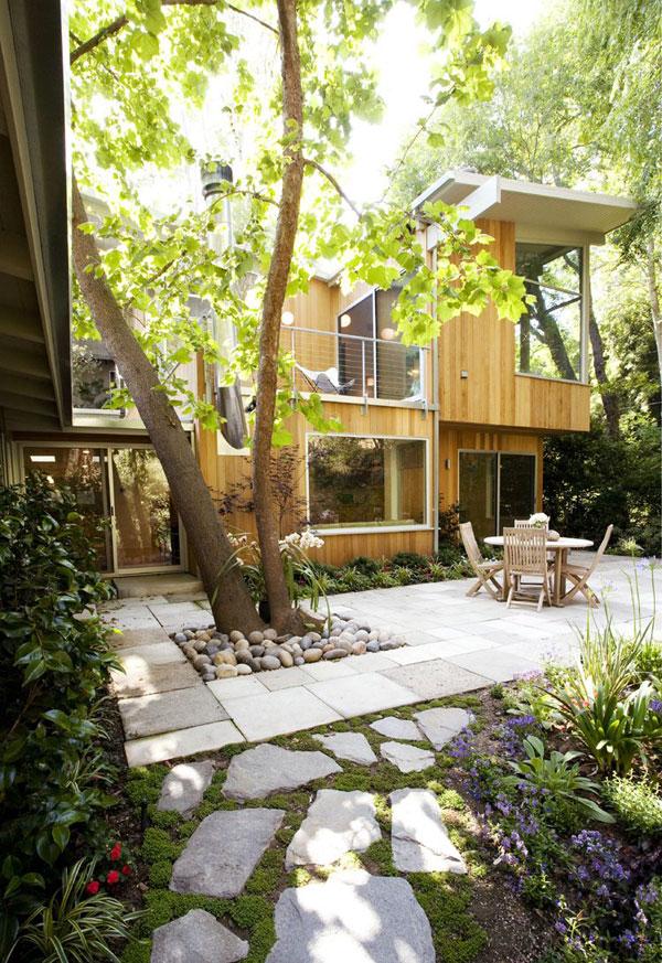 modern wood house natural (6)
