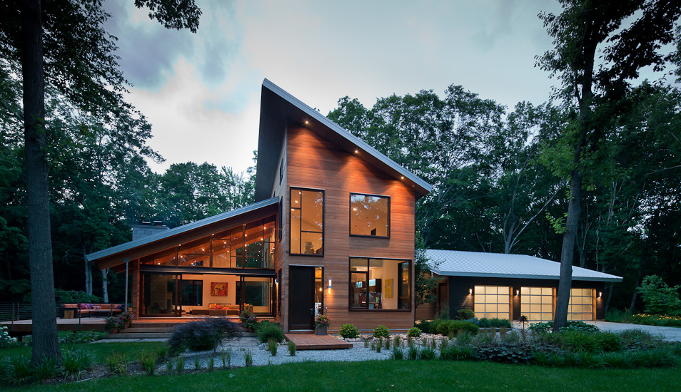 modern wooden glass house architecture (11)