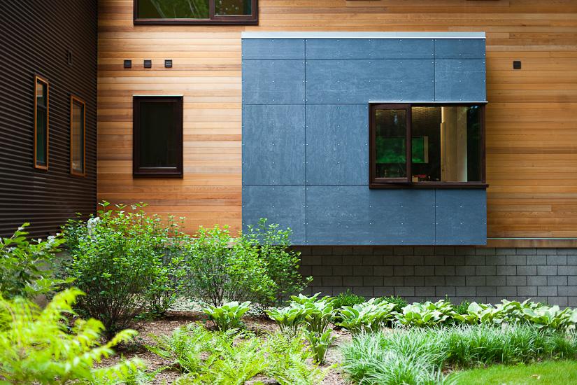 modern wooden glass house architecture (4)