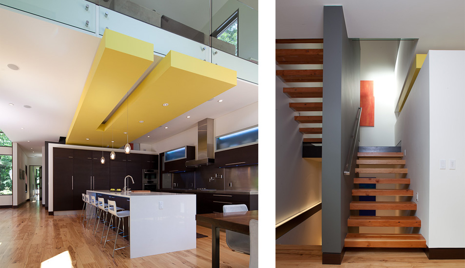 modern wooden glass house architecture (5)