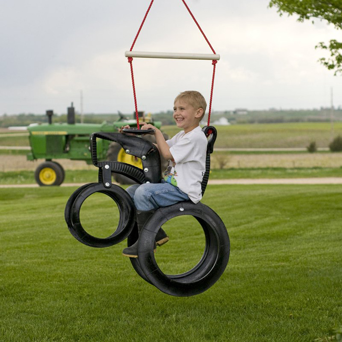 recycle tires become toys for children (5)