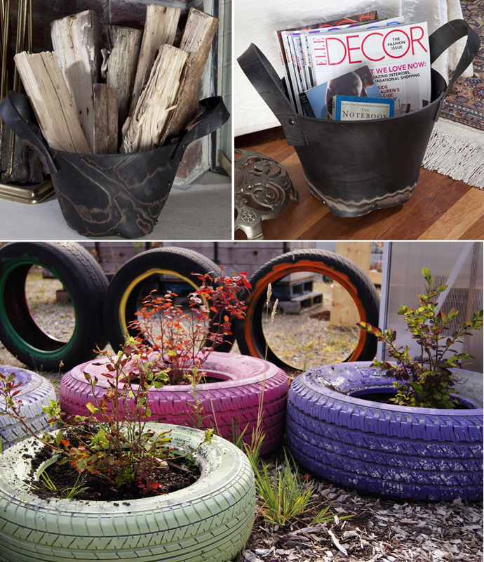 recycle tures for you home (5)
