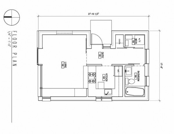 simple modern house plan (1)