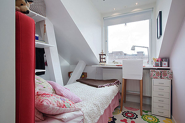 small bedroom decoration idea (6)