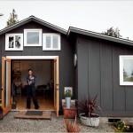 แบบบ้านหลังเล็ก ออกแบบเรียบง่ายเพื่อชีวิตสบายๆ สำหรับคนงบประมาณน้อย