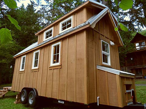 small cottage house trailer (3)