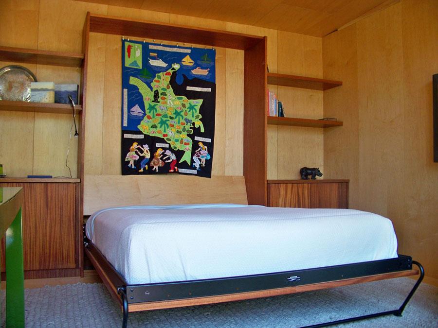 small modern cabin 14 sq mt (4)