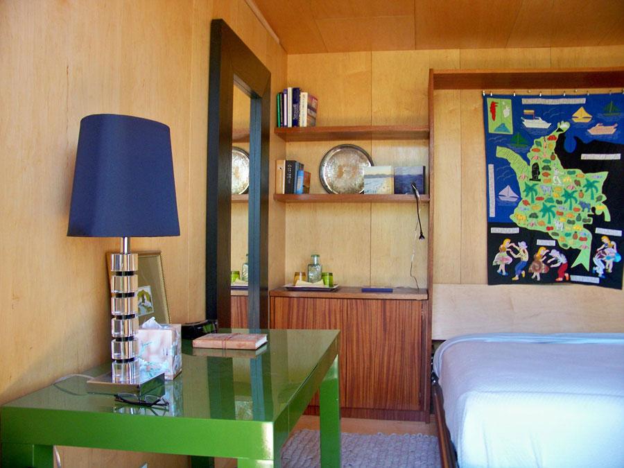small modern cabin 14 sq mt (5)