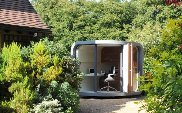small modern home office cute (8)