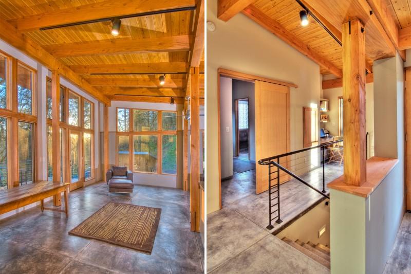 wood modern house (1)