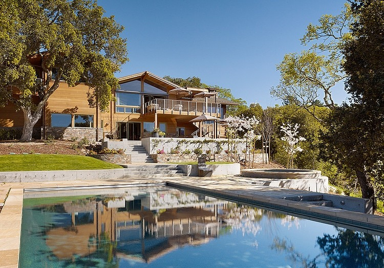 wooden house design ideas cool (5)