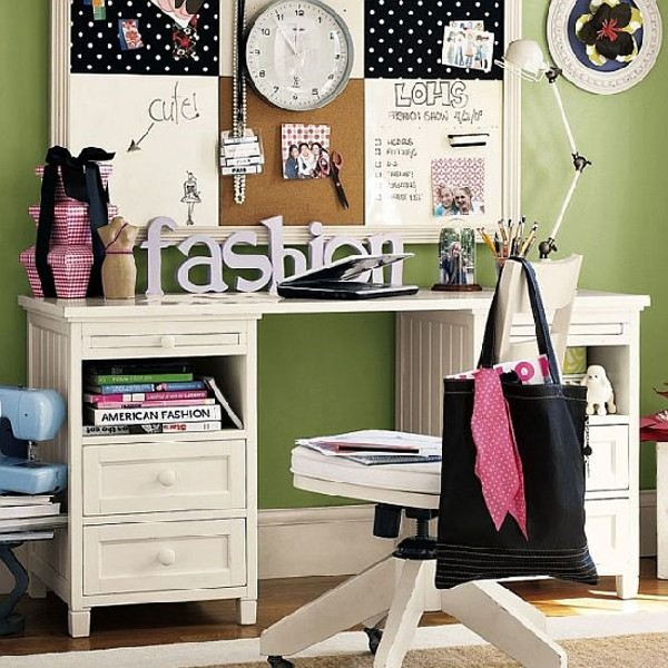 working desk in your house ideas (14)