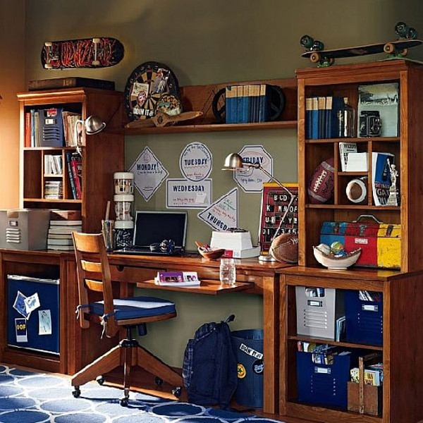 working desk in your house ideas (21)