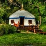 แบบบ้านทรงโดม ดูสงบเข้ากับชีวิตเรียบง่าย และร่มรื่นเป็นธรรมชาติ