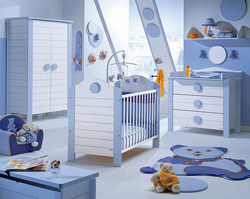 baby bedroom decoration idea for family (10)