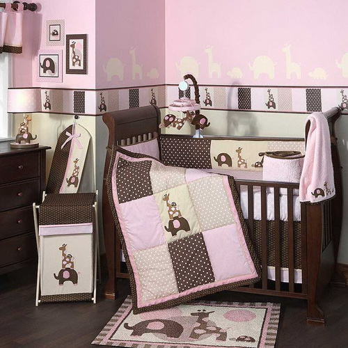 baby bedroom decoration idea for family (12)