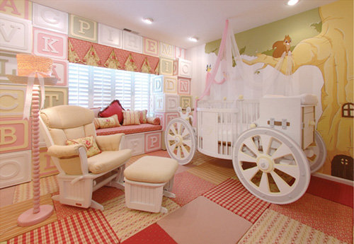 baby bedroom decoration idea for family (14)