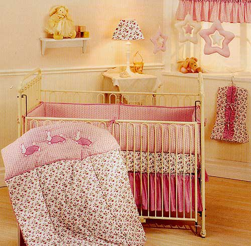 baby bedroom decoration idea for family (18)