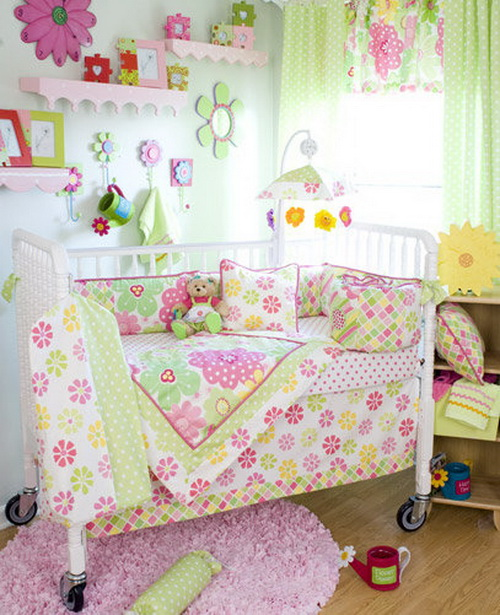 baby bedroom decoration idea for family (3)