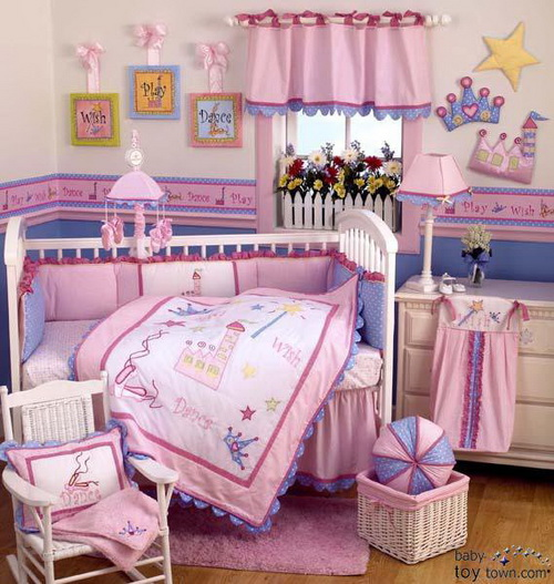 baby bedroom decoration idea for family (7)