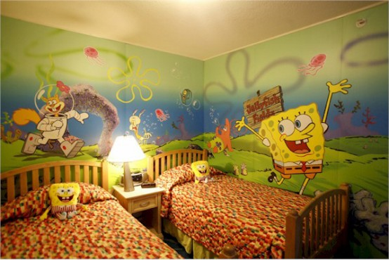 bedroom decoration ideas for kids (3)
