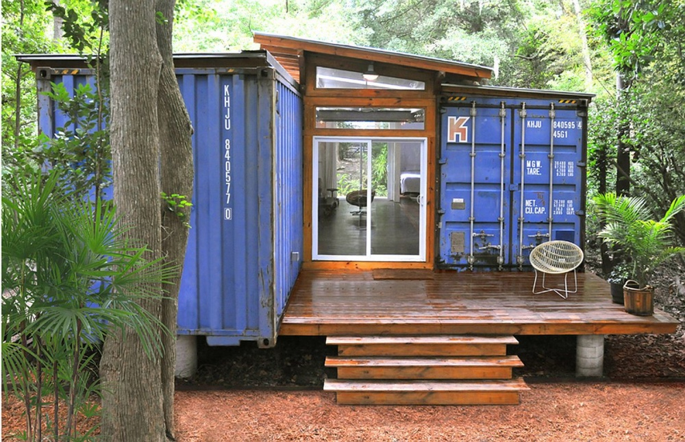 container small house cute good idea (4)