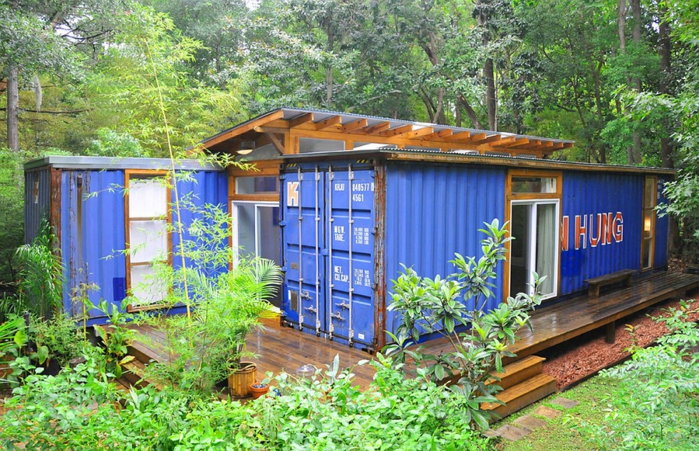 container small house cute good idea (5)