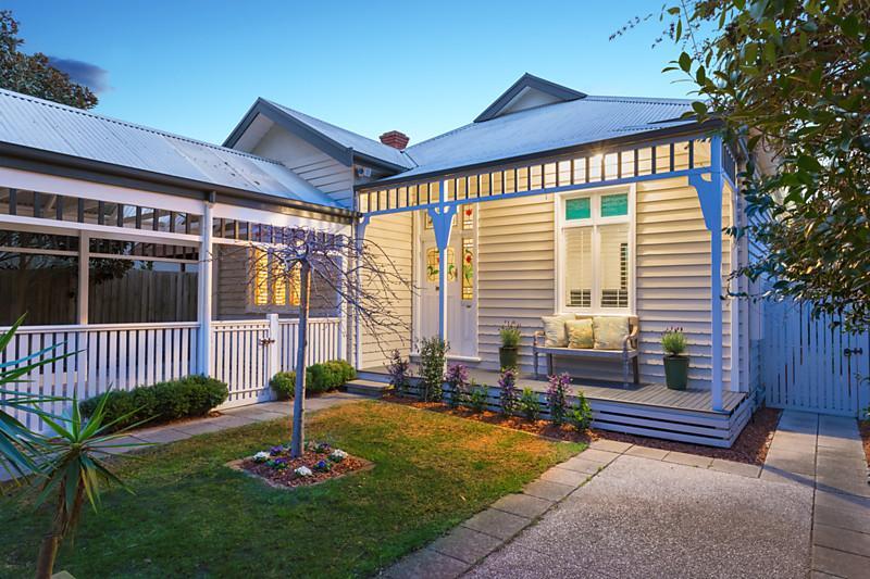 contemporary cottage house garden vintage (1)