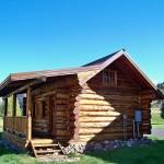 แบบบ้านไม้กระท่อมชั้นครึ่ง บรรยากาศเป็นธรรมชาติ เป็นบ้านตากอากาศที่ดูดี