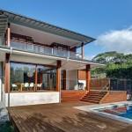 แบบบ้านสองชั้นแนวโมเดิร์นร่วมสมัย ออกแบบดูสบายๆเพื่อชีวิตทันสมัย
