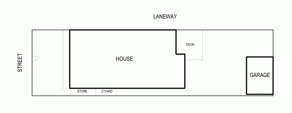 modern contemporary house plan australia (1)